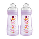 Mam Baby Bottle Pink