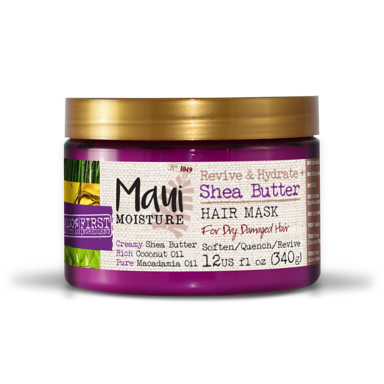 Maui Moisture Revive & Hydrate Hair Mask