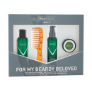 Men Rock Awakening Beardy Beloved - Green
