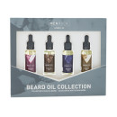 Men Rock Beard Oil Collection