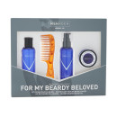 Men Rock Nourishing Beardy Beloved - Blue