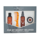 Men Rock Soothing Beardy Beloved- Brown