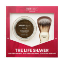 Men Rock The Life Shaver - Sandalwood