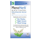 MenoHerb Black Cohosh Menopause Relief Tablets