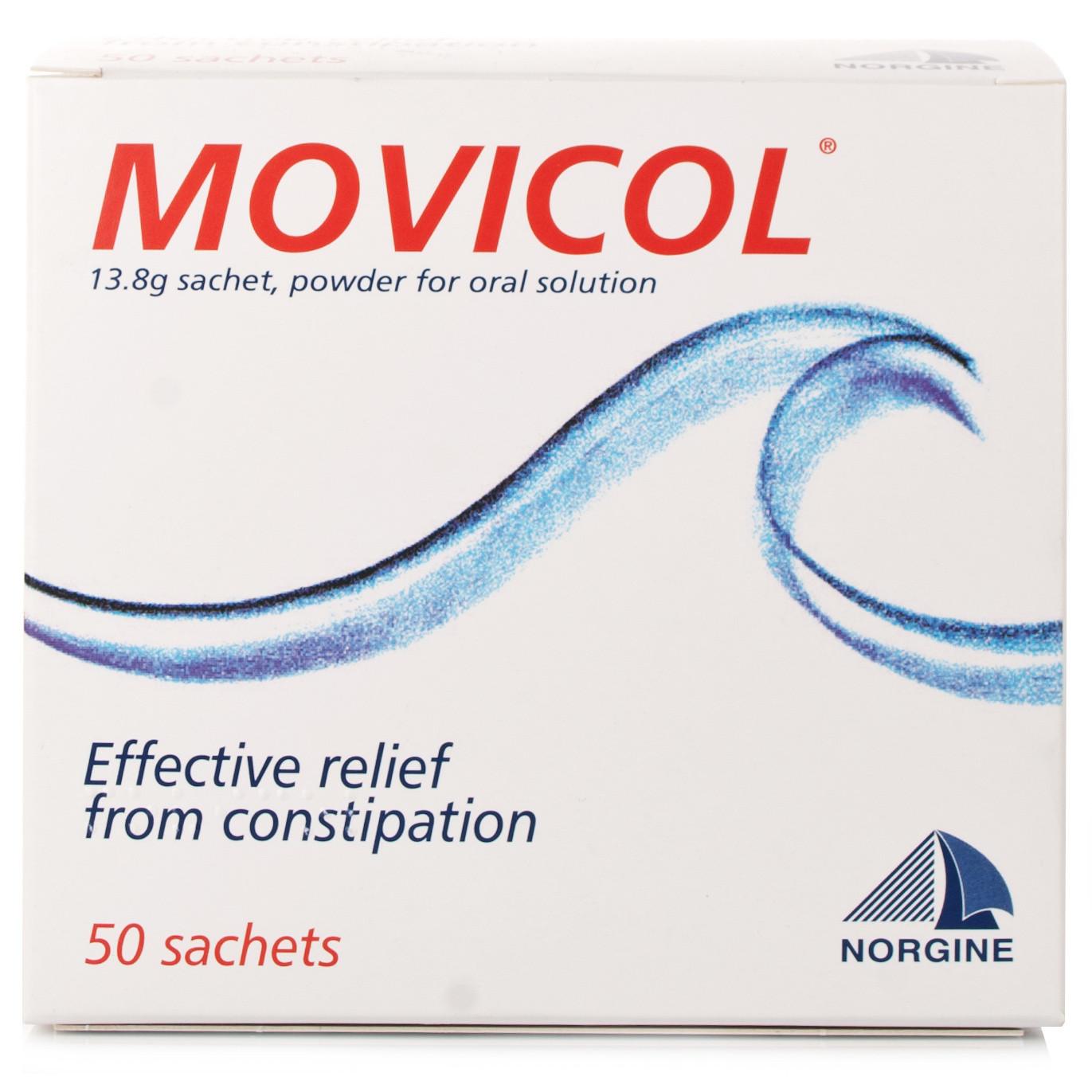 Movicol Powder Sachets