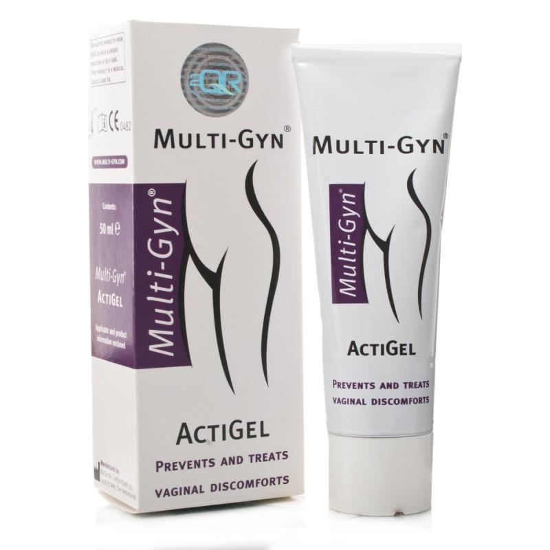 Buy Multi-Gyn ActiGel | Chemist Direct