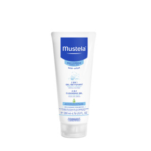 Mustela 2 in 1 Cleansing Gel Hair & Body