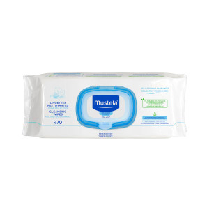 Mustela Cleansing Wipes