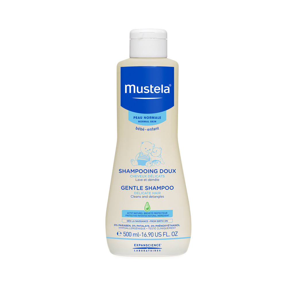 Mustela Gentle Shampoo