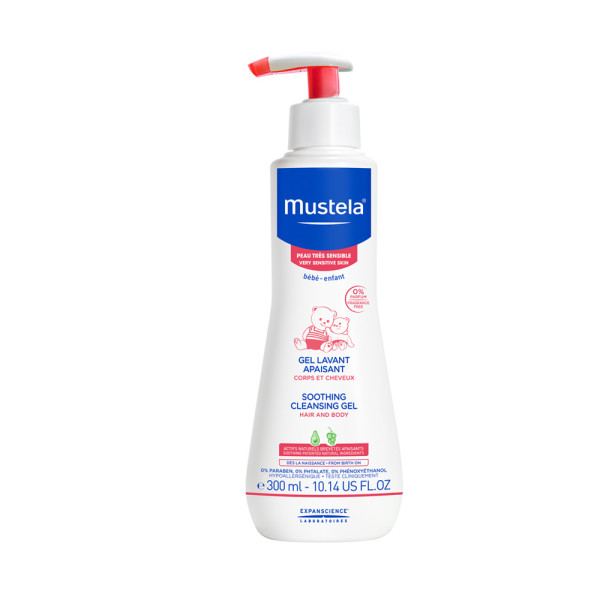 Mustela Soothing Cleansing Gel