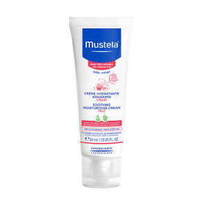Mustela Soothing Moisturizing Cream Face
