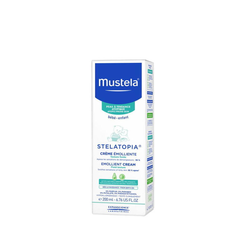 Buy Mustela Stelatopia Emollient Cream Chemist Direct