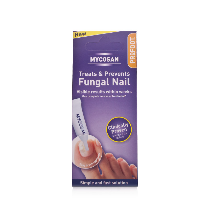 Mycosan Fungal Nail Treatment for Fungal Infections | Chemist Direct