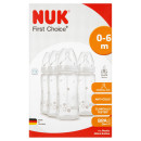 NUK First Choice Silicone Bottle 300ml