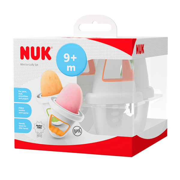 NUK Ice Lolly Moulds