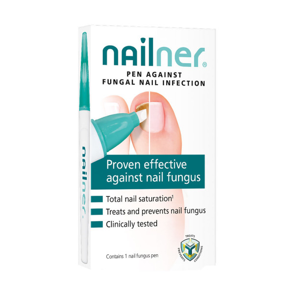 Nailner Pen Against Fungal Nail Infection