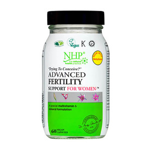 Natural Health Practice Advanced Fertility Support For Women Capsules