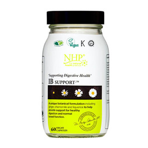 Natural Health Practice IB Support Capsules