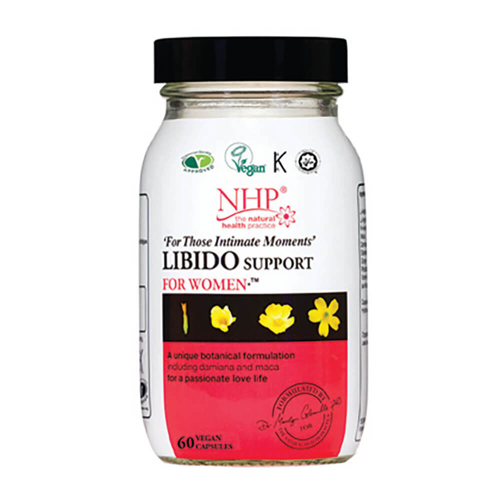 Natural Health Practice Libido Support For Women Capsules