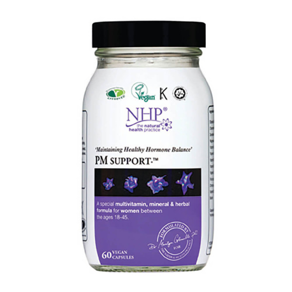 Natural Health Practice PM Support Capsules