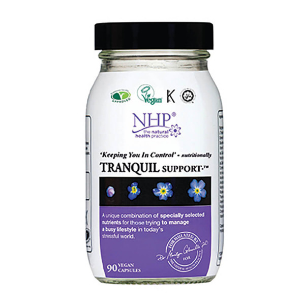Natural Health Practice Tranquil Woman Support Capsules