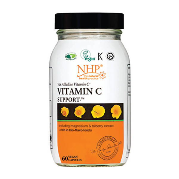 Natural Health Practice Vitamin C Support Capsules