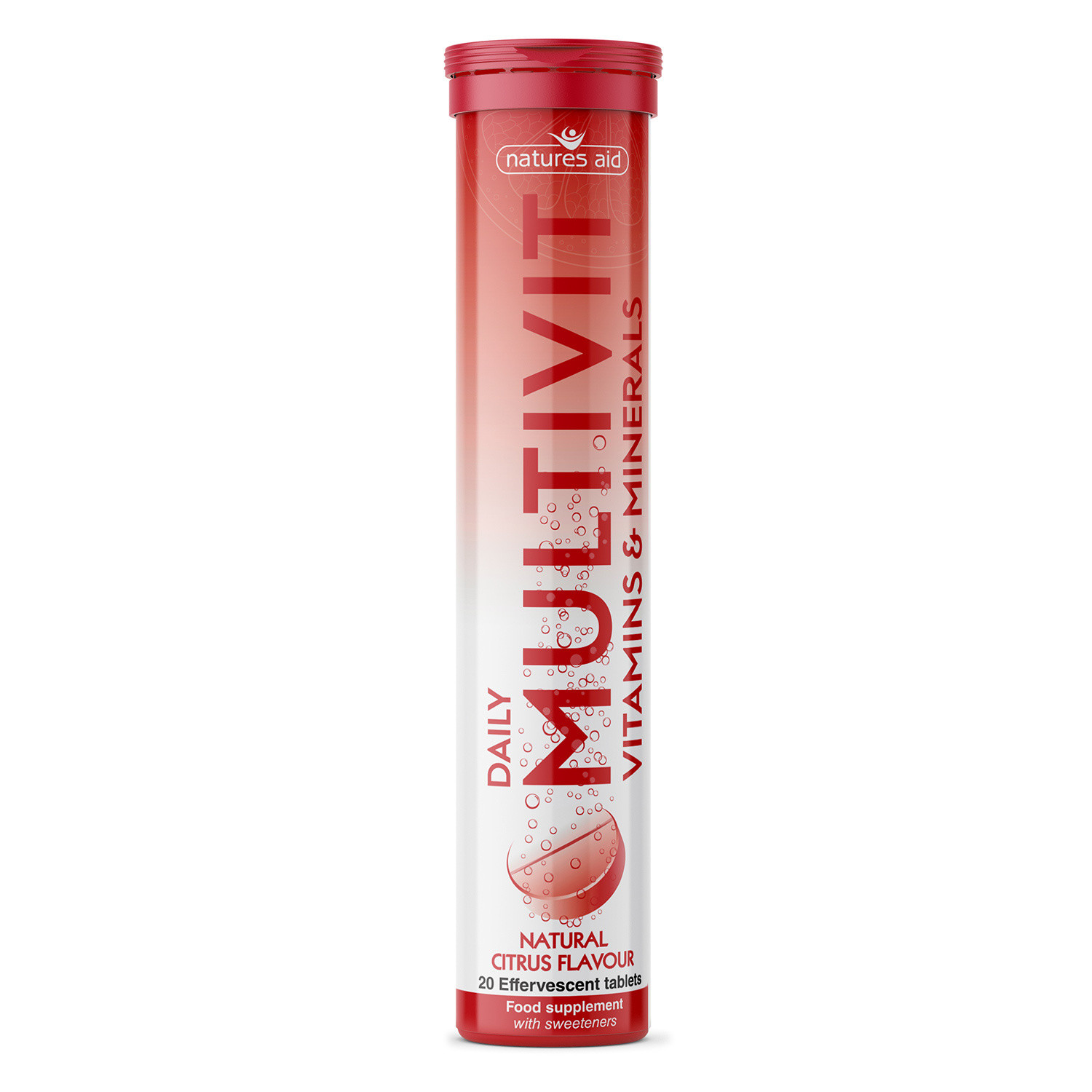 Natures Aid Daily MultiVit Effervescent