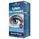 Natures Aid Lutein Eye Complex with 10mg Lutein, Bilberry and Alpha Lipoic Acid