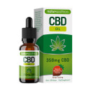 Naturopathica CBD Oil 350mg 10ml