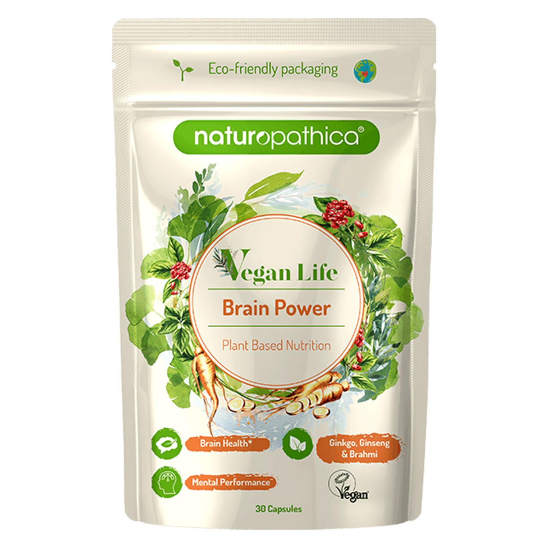 Naturopathica Vegan Life Brain Power