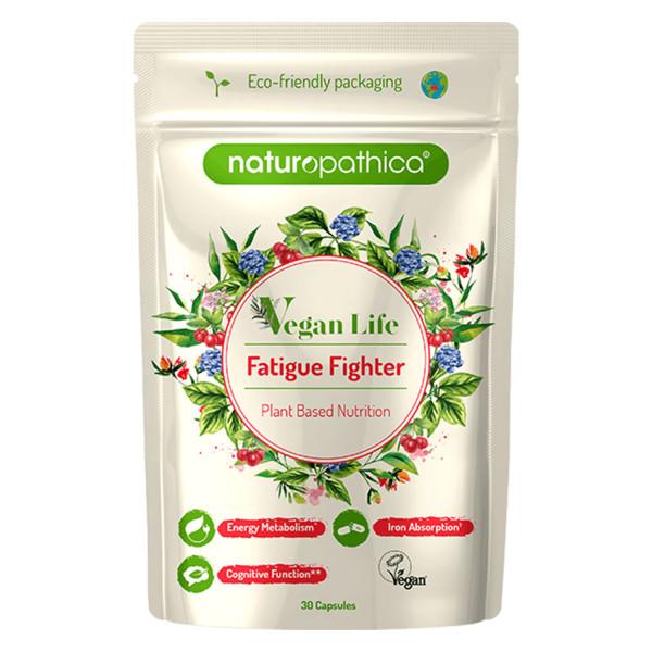 Naturopathica Vegan Life Fatigue Fighter
