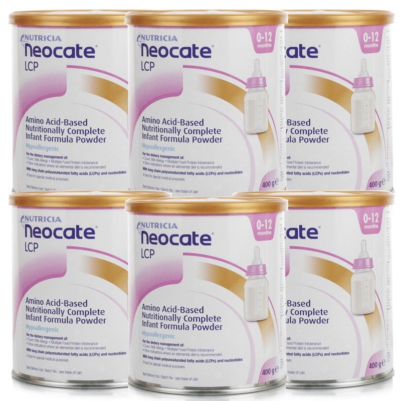 Click to view product details and reviews for Neocate Lcp 6 Pack.