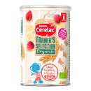 Nestle Cerelac Farmers Selection Puffs Banana and Raspberry