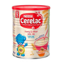 Nestle Cerelac Honey & Wheat With Milk Infant Cereal  12 Month+