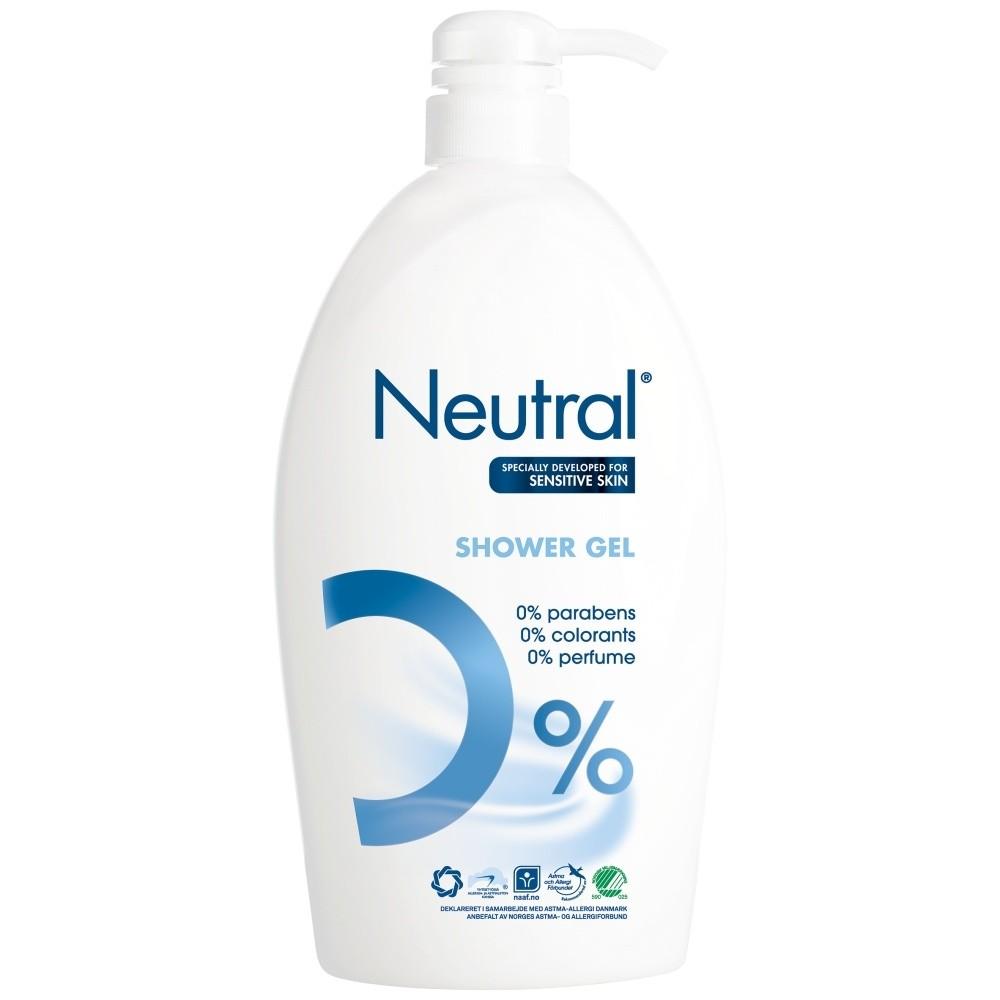 Neutral Baby Hair Shampoo for Sensitive Skin