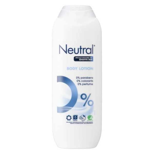 Neutral Body Lotion for Sensitive Skin
