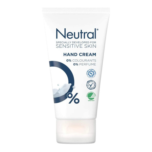 Neutral Hand Cream for Sensitive Skin