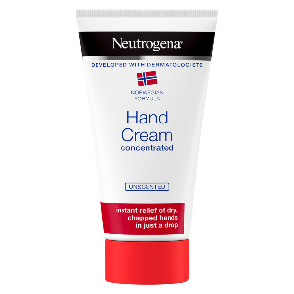 Neutrogena Concentrated Unscented Hand Cream