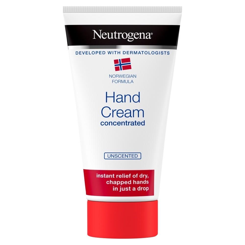 Neutrogena Norwegian Formula Concentrated Hand Cream Unscented