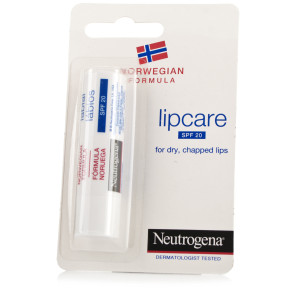 Neutrogena Norwegian Formula Lipcare SPF20 For Dry Chapped Lips