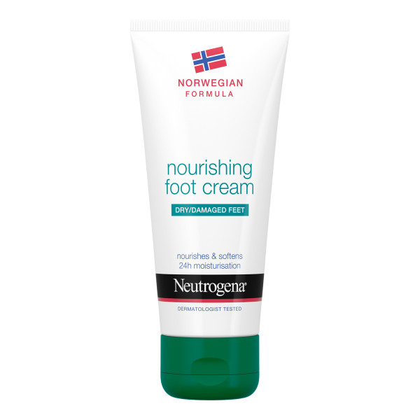 Neutrogena Norwegian Formula Nourishing Foot Cream Dry/Damaged Feet