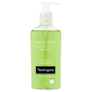 Neutrogena Oil Balancing Facial Wash
