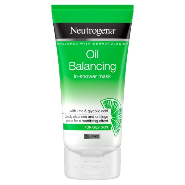 Neutrogena Oil Balancing In Shower Mask