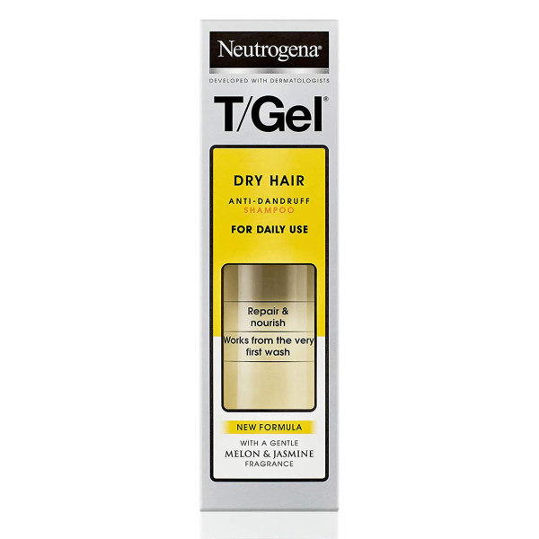 Neutrogena T/Gel Dandruff Shampoo For Dry Hair