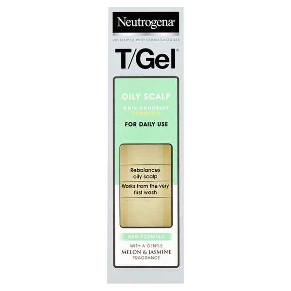 Neutrogena T Gel Oily Scalp Shampoo