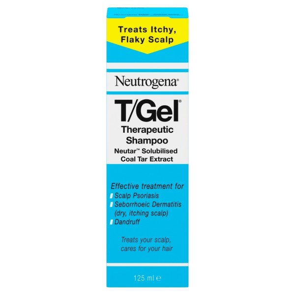 Neutrogena T/Gel Dandruff Therapeutic Shampoo