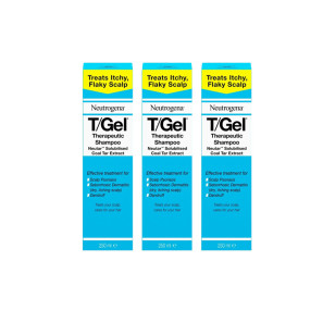 Neutrogena T/Gel Therapeutic Shampoo Triple Pack