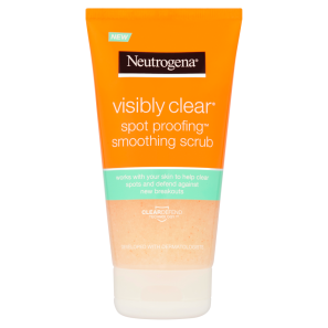 Neutrogena Visibly Clear Gentle Exfoliating Facial Wash 150ml