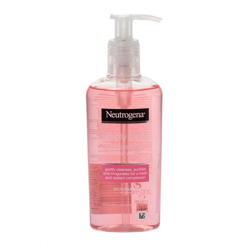 Buy Neutrogena Visibly Clear Pink Grapefruit Wash 200ml