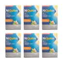 NiQuitin Gum 4mg - Fresh Mint x 6